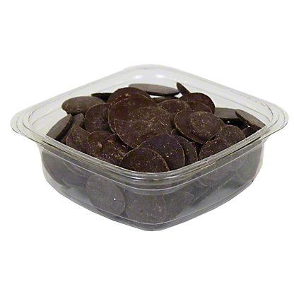 Bulk El Rey 73.5% Apamate Chocolate Discs,LB