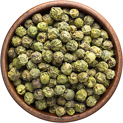 Frontier Herb Green Peppercorn, sold by the pound
