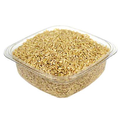 Bulk Brown Texmati Rice,LB