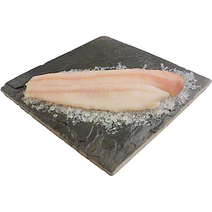 Fresh Domestic Dover Sole Fillet, LB