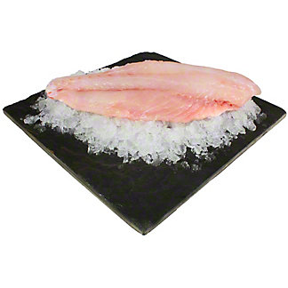 Fresh American Red Snapper Fillet, lb