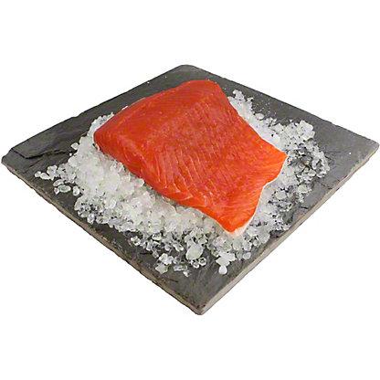 Fresh Wild Coho Salmon Fillet, LB