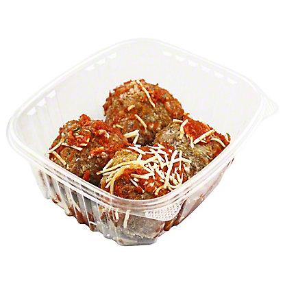 Central Market Italian Meatballs, LB