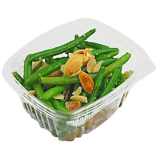 Central Market Green Beans Amandine, LB