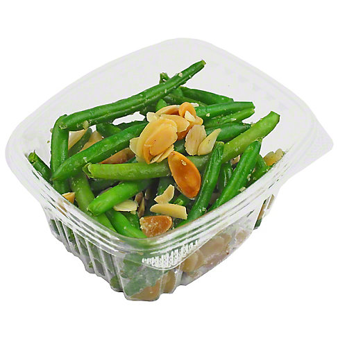 Central Market Green Beans Amandine