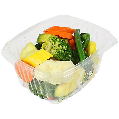 Steamed Mixed Vegetables, LB