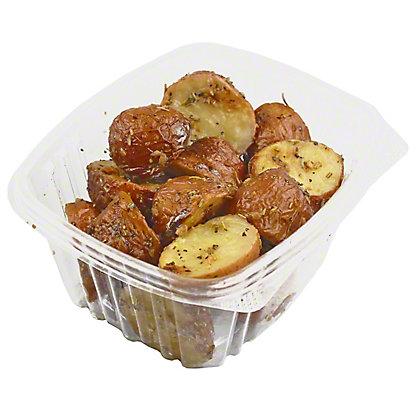 Central Market Roasted Rosemary Potatoes, LB