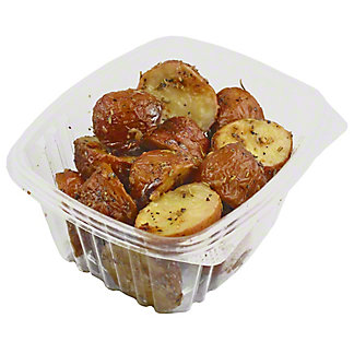 Central Market Roasted Rosemary Potatoes, LB