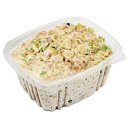 Central Market Classic Albacore Tuna Salad, LB