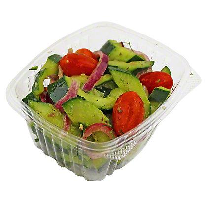 CENTRAL MARKET Cucumber Salad, LB