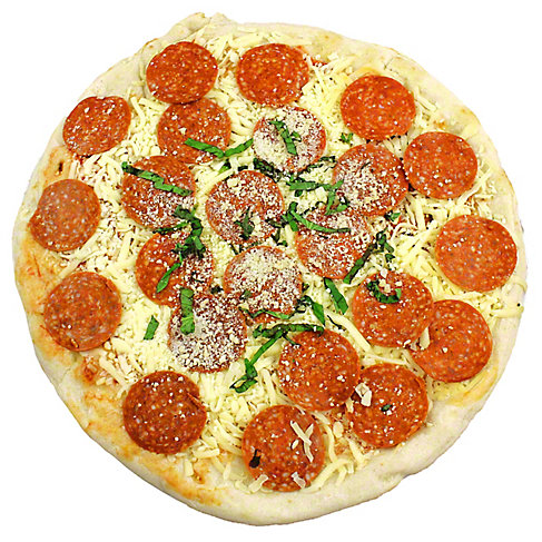 Central Market Pepperoni Pizza