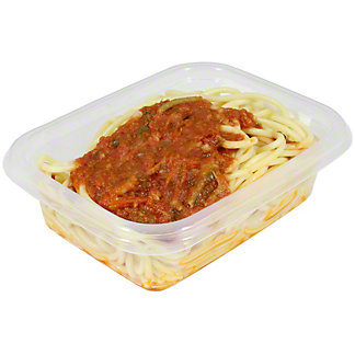Kids Spaghetti With Pomodoro Sauce, ea