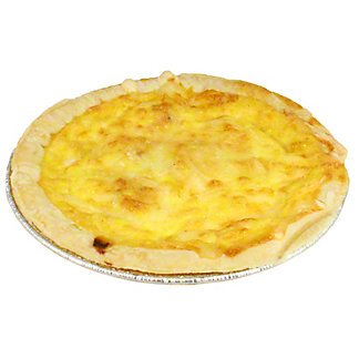 Central Market Quiche Lorraine Small, ea