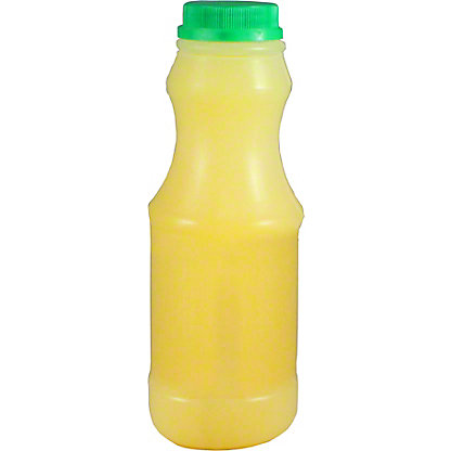 Central Market Cold Pressed Orange Juice, 16 oz