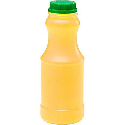 Central Market Cold Pressed Orange Juice, 16 oz
