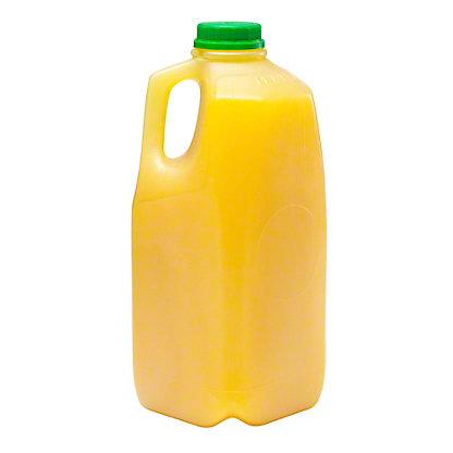 Cold Pressed Orange Juice, 64 OZ.