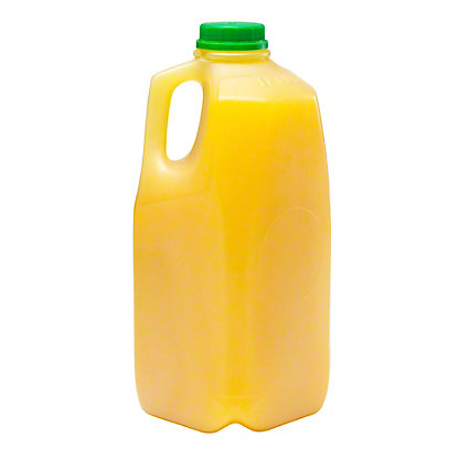 Cold Pressed Orange Juice, 64 OZ.