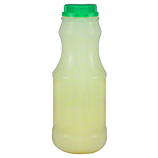 Central Market Cold Pressed Fresh Lime Juice, 16 oz