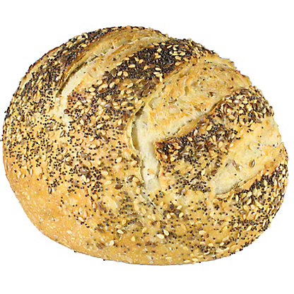 Central Market Three Seed Boule,17 OZ