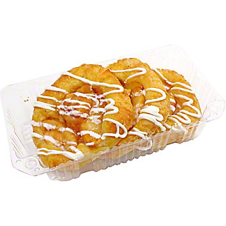 Central Market Apple Danish 3 Count, 3 CT