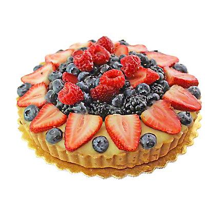 """Central Market 8"""" Fresh Fruit Tart, EACH"""