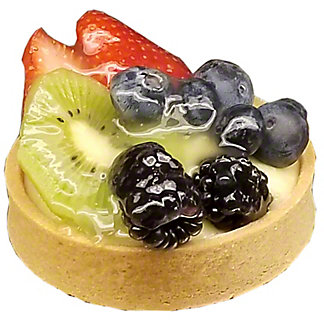 Fresh Fruit Tartlet, 3 in
