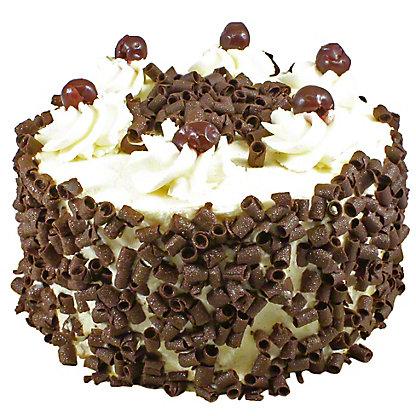 Central Market Black Forest Cake, 6 Inch