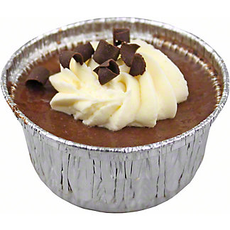 Central Market Mini Chocolate Pot De Creme, 5 oz