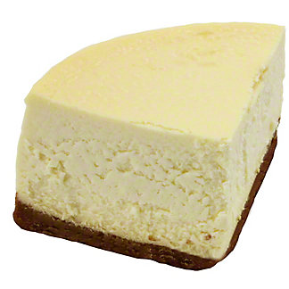 Central Market Cheesecake Slice, ea