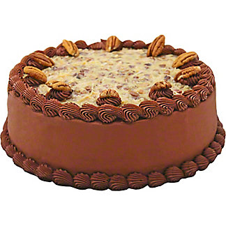"Central Market 9"" German Chocolate Cake, ea"