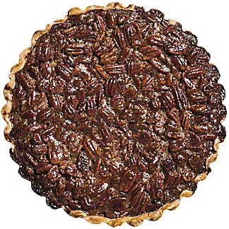 Central Market Deep Dish Pecan Pie, 10 in, Serves 14-16