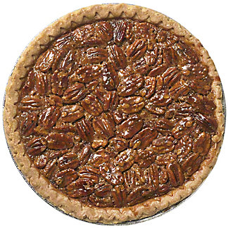 Central Market Traditional 10 in Pecan Pie, Serves 14-16