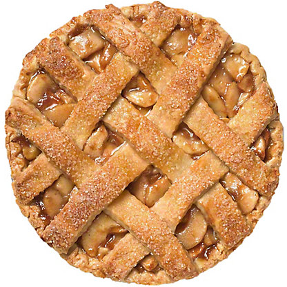 Central Market Apple Pie, Serves 8-10