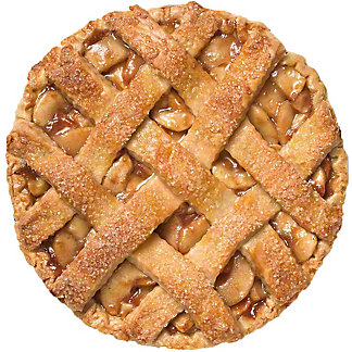 Central Market Apple Pie, 10 in, Serves 8-10