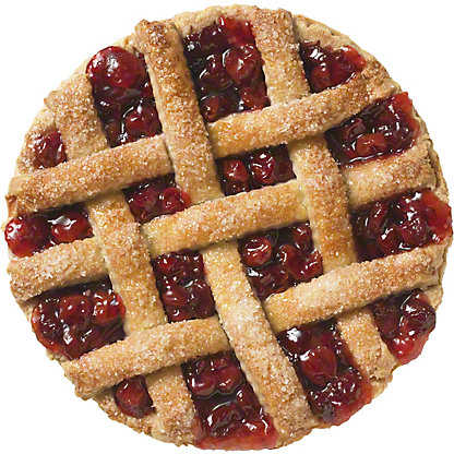 Central Market Traditional Cherry Pie, 10 in, Serves 8-10