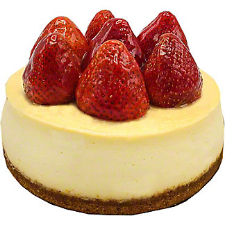 "6"" Strawberry Cheesecake,EACH"