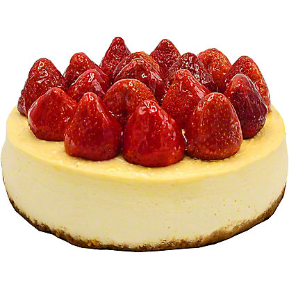 "9"" Strawberry Cheesecake, EACH"