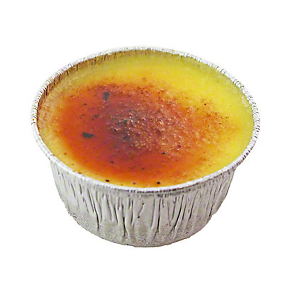 Mini Creme Brulee, 4 OZ