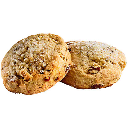 Cranberry Orange Scones 2 Count, 8 OZ