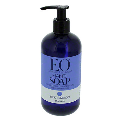 EO French Lavender Liquid Hand Soap,12 OZ