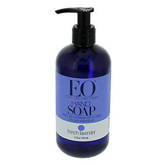 EO French Lavender Liquid Hand Soap,12 OZ