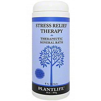 Plantlife Stress Relief Mineral Bath, 16 oz
