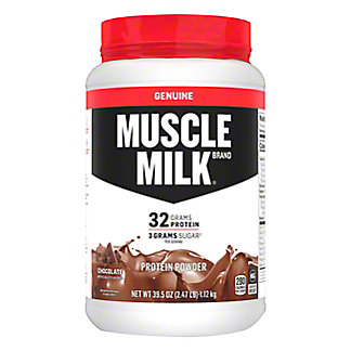 Muscle Milk Chocolate Ultimate Lean Muscle Protein, 2.47 lb