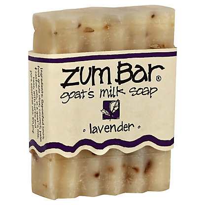Indigo Wild Lavender Zum Bar Goats Milk Soap, 3 oz