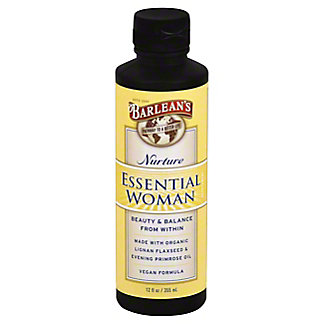 Barlean's Organic Oils Essential Woman, Nurture, 12 oz