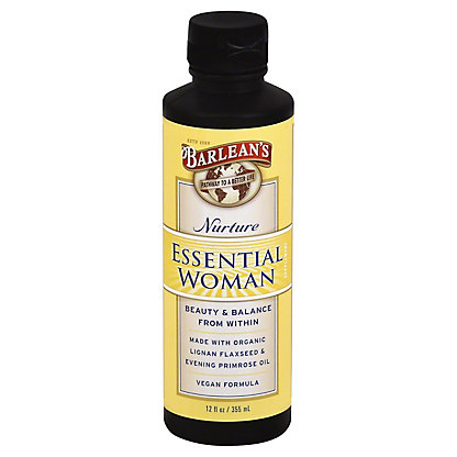 Barlean's Organic Oils Essential Woman, Nurture, 12 oz