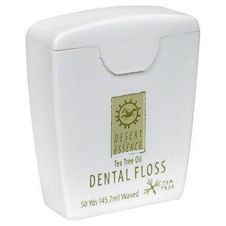 'Desert Essence' Desert Dental Floss,50 YRD