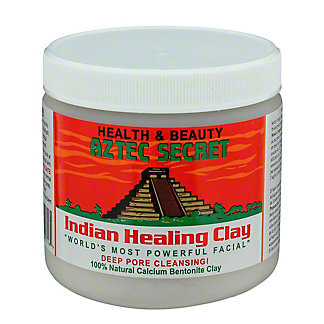 Aztec Secret Health and Beauty Indian Healing Clay, 16 oz