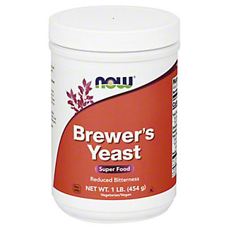 NOW Brewer's Yeast, 1 lb