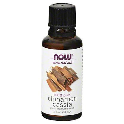 NOW 100% Pure & Natural Cinnamon Cassia Oil,1 OZ